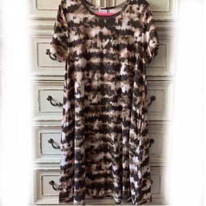 LuLaRoe XL Jessie Dress